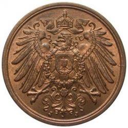 Moneta > 2pfennig, 1904-1916 - Germania  - reverse