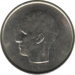 Moneta > 10franków, 1969-1979 - Belgia  (Legenda po francusku - 'BELGIQUE') - obverse