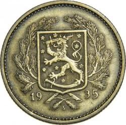 Münze > 5Mark, 1935 - Finnland  - obverse