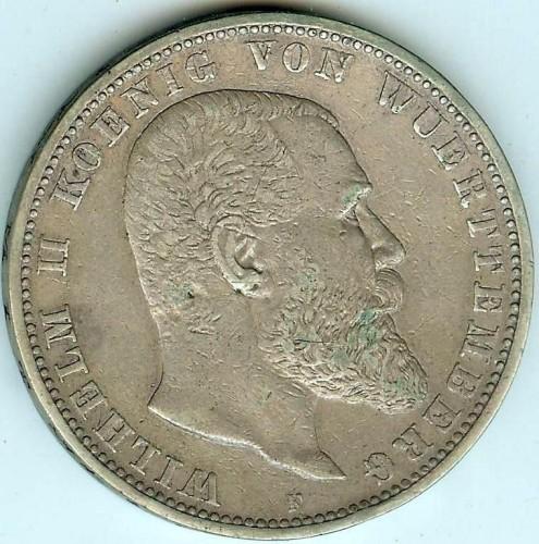 5 Mark 1892 1913 Deutsches Kaiserreich Münzen Wert Ucoinnet