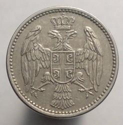 Монета > 5пара, 1883-1917 - Сербия  - obverse