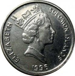 Münze > 5Cent, 1993-2005 - Salomon Inseln  - obverse