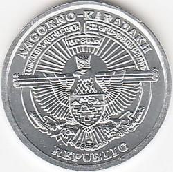 Moneda > 50luma, 2004 - Nagorno Karabaj  (Caballo) - obverse