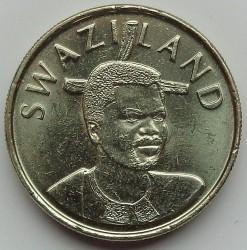 Moneta > 1lilangeni, 1995-2009 - Suazi  - obverse