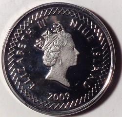 Monedă > 20cenți, 2009-2010 - Niue  - obverse
