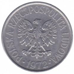 Moneta > 50groszy, 1972 - Polska  - reverse