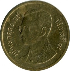 Moneda > 25satang, 1987-2008 - Tailandia  - reverse