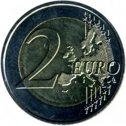 Moneta > 2eurai, 2014 - Prancūzija  (World AIDS Day) - obverse