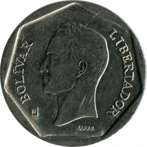 100 Bolívares 1999 Venezuela Coin