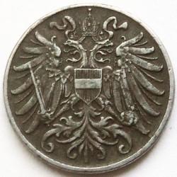 Moneda > 2heller, 1916-1918 - Àustria  - obverse