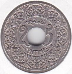 Монета > 25сантима, 1921-1924 - Мароко  - reverse