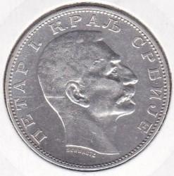 Moneta > 2dinara, 1904-1915 - Serbia  - obverse