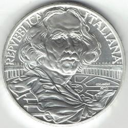 Moneta > 1000lirów, 1998 - Włochy  (400 rocznica urodzin - Gian Lorenzo Bernini) - obverse