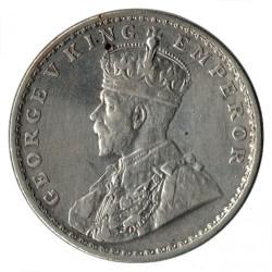 Moneta > 1rupija, 1912-1922 - Indija - Britų  - obverse