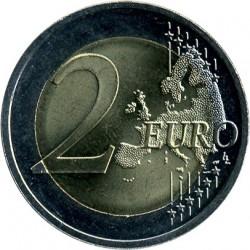 מטבע > 2אירו, 2015 - ליטא  (30th Anniversary - European Union flag) - reverse