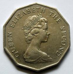 Coin > 5dollars, 1976 - Hong Kong  - obverse