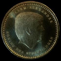 Νόμισμα > 1Γκούλντεν, 2014-2016 - Ολλανδικές Αντίλλες  - reverse