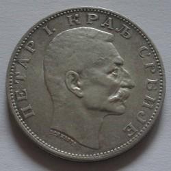 Монета > 2динара, 1904-1915 - Сербия  - obverse