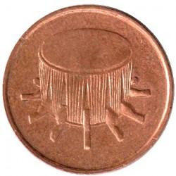 Кованица > 1сен, 1989-2007 - Малезија  - reverse