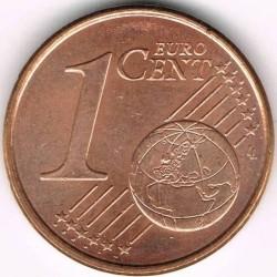 Monedă > 1eurocent, 2008-2018 - Malta  - reverse