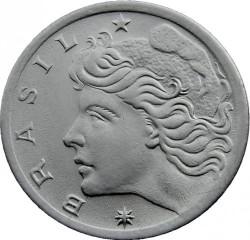 Moneta > 2centavos, 1975-1978 - Brazylia  (Seria FAO - Soja) - obverse