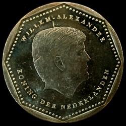 Νόμισμα > 5Γκούλντεν, 2014-2016 - Ολλανδικές Αντίλλες  - obverse