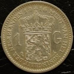 Moneta > 1fiorino, 1910-1917 - Paesi Bassi  - reverse