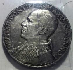 Moneta > 10lirów, 1939-1941 - Watykan  - obverse
