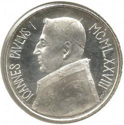 Mynt > 1000lire, 1978 - Vatikanstaten  - obverse