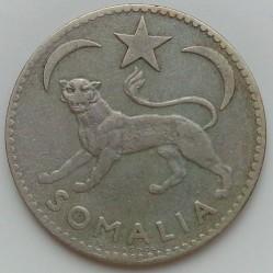 Moneta > 1somalo, 1950 - Somalia  - obverse