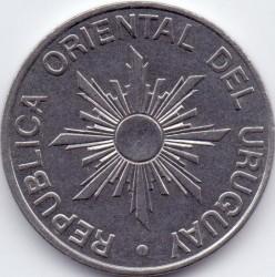 Moneda > 50nuevospesos, 1989 - Uruguay  - obverse
