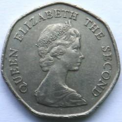 سکه > 20پنس, 1982-1999 - جزایر فالکلند  - obverse