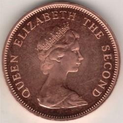 Coin > 2pence, 1998-1999 - Falkland Islands  - obverse