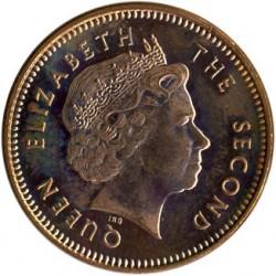מטבע > 1פאני, 2003-2011 - איי פוקלנד  - obverse