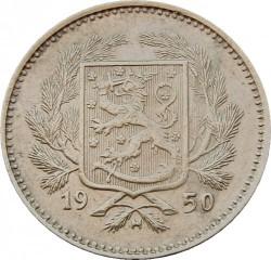 Münze > 5Mark, 1950 - Finnland  - obverse