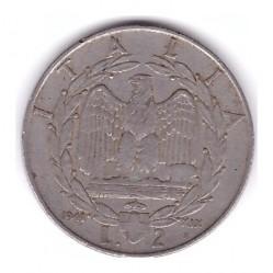Монета > 2лиры, 1941 - Италия  - obverse