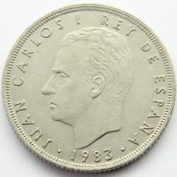Moneta > 25peset, 1982-1984 - Hiszpania  - reverse