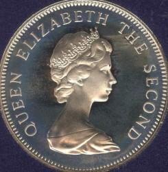 מטבע > 10פנס, 1982 - איי פוקלנד  - obverse