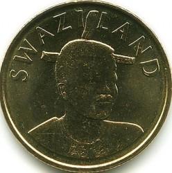 Moneta > 1lilangeni, 2015 - Suazi  - obverse