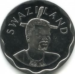 Moneta > 20centów, 2015 - Suazi  - obverse
