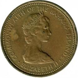 Moneta > 1cent, 1971-1973 - Bahamy  - reverse