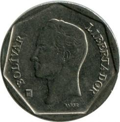 Νόμισμα > 50Μπολιβάρες, 1999 - Βενεζουέλα  - reverse