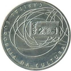 Moneta > 500escudo, 2001 - Portugalia  (Porto - Europejska Stolica Kultury) - reverse