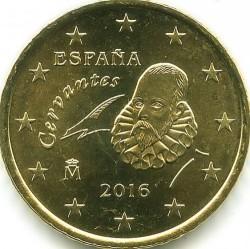 Монета > 50евроцентов, 2010-2019 - Испания  - obverse