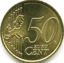 Монета > 50євроцентів, 2010-2019 - Іспанія  - reverse