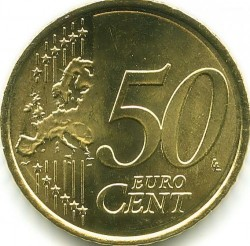 Moneta > 50eurocentów, 2010-2019 - Hiszpania  - reverse