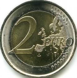 Монета > 2євро, 2015-2019 - Іспанія  - reverse