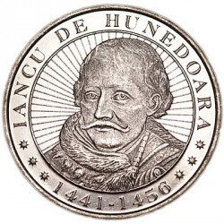 Moneta > 50banių, 2016 - Rumunija  (575th Anniversary - Reign of John Hunyadi) - reverse