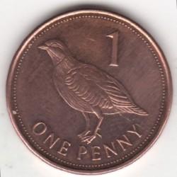 Coin > 1penny, 2012-2013 - Gibraltar  - reverse