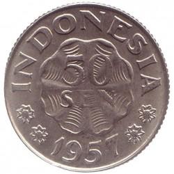 Монета > 50сенов, 1957 - Индонезия  - reverse